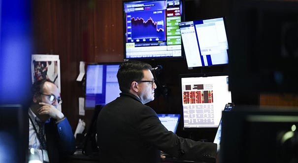 紐約股市三大股指27日顯著下跌