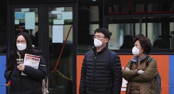 韓國新增52例新冠肺炎確診病例