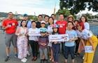 新西蘭華人華僑為中國加油鼓勁