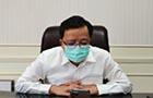 中國駐菲大使館與菲華人華僑社團攜手成立抗疫委員會