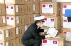 中華全國總工會向柬工盟捐贈防疫物資
