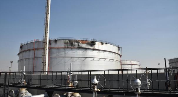 沙特一石油設施遭襲爆炸起火