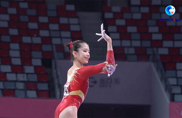 全球連線|中國體操隊距離奧運翻身仗還有幾步?