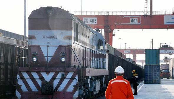 青岛:多式联运成为上合组织国家与日、韩经贸联系重要纽带