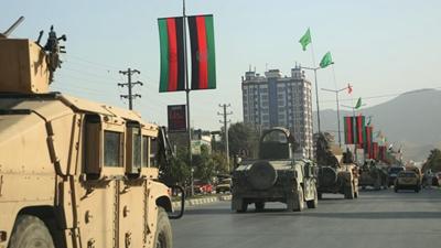 全球连线 阿富汗总统加尼:离开阿富汗是为了避免流血冲突