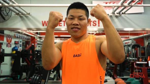 趋势中国(八): 格斗赛场上的中国选手
