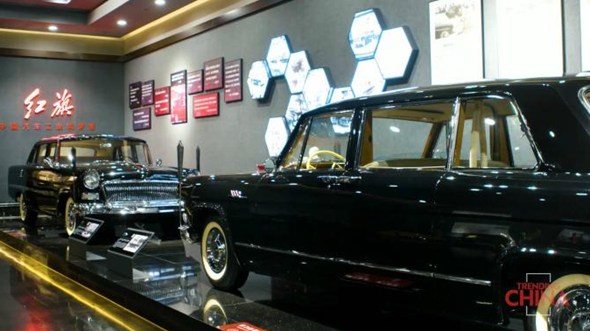 趋势中国(十一):红旗车引领中国造老爷车收藏价值提升