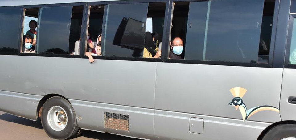 51名从阿富汗撤离人员抵达乌干达