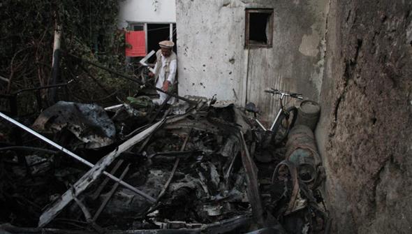 全球连线 阿富汗首都居民区遭袭 6人死亡