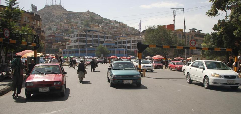 塔利班呼吁喀布尔居民交出政府资产
