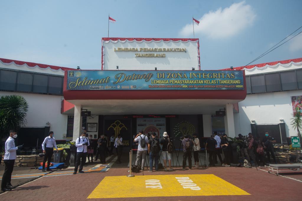 印尼一監獄發生火災41人喪生