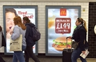 倫敦交通係統將全面封殺垃圾食品廣告