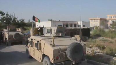 全球连线   记者观察:阿富汗政府短期内被塔利班击垮的可能性较小