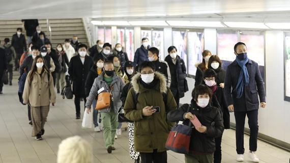 日本累計新冠確診病例數超35萬 計劃2月開始接種疫苗