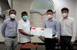 斯裏蘭卡中國企業商會馳援斯裏蘭卡抗擊疫情