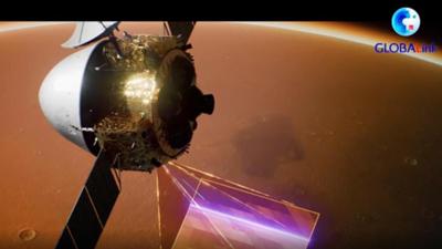 """全球連線丨星際聯線:Hi,地球,來看看我有多""""火""""?"""