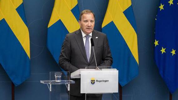 瑞典首相勒文遭議會罷免