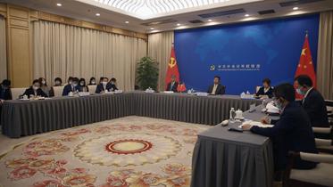 全球連線|多國前政要高度評價中華人民共和國恢復聯合國合法席位50周年成就