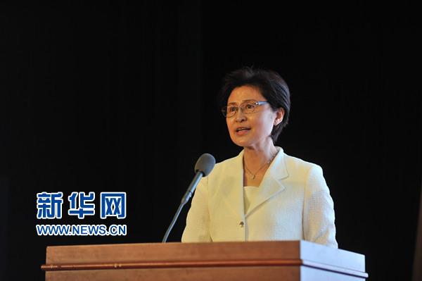 財政部金融司司長孫曉霞:符合中國實際的PPP發展道路正在形成