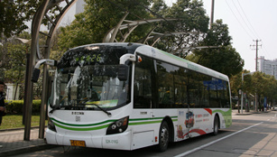 智能App助力上海公交都市建設