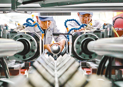 河北宣化 高端裝備制造産業集群發展