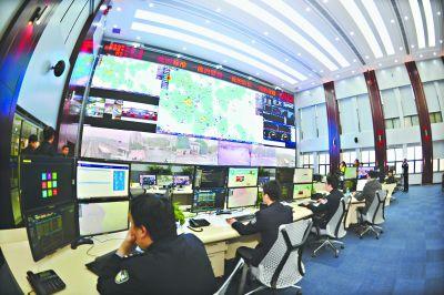 平安廣東:智能感知網搭起科技護城墻