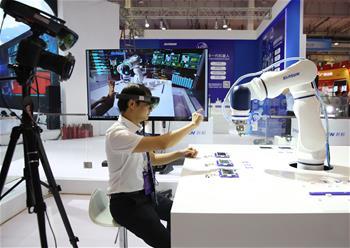 先睹為快:世界機器人匯北京