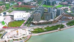 江南崛起現代産業新城