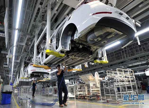 吉林:老工業基地轉型瞄準高端