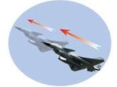 軍機空中相遇怎麼打招呼?