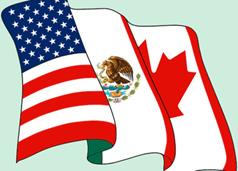 北美自由貿易協定