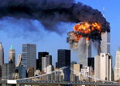 """""""9·11""""恐怖襲擊事件與反恐戰爭"""
