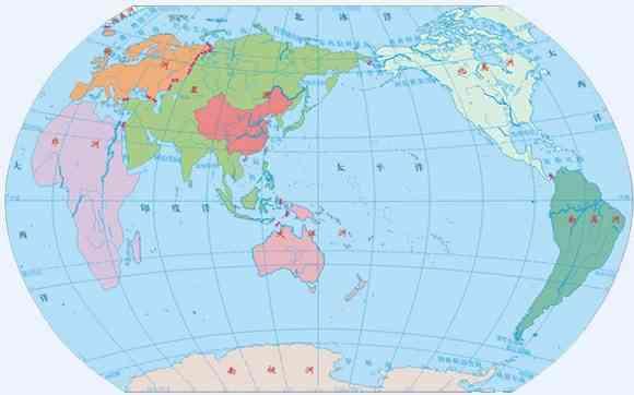 色力布亚镇地图